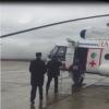 Эвакуация больных неврологического профиля на вертолете