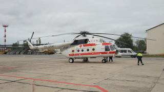 Дагестан получил новый вертолет Ми-8АМТ для нужд санитарной авиации
